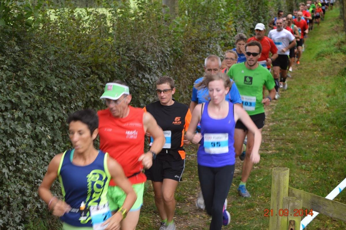 10km de Conteville : 8ème édition pour 8ème position