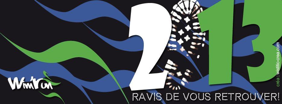 Bonne année 2013 de la part du WRC !