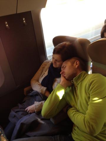 H-23. Le coach applique ses conseils : dormir…