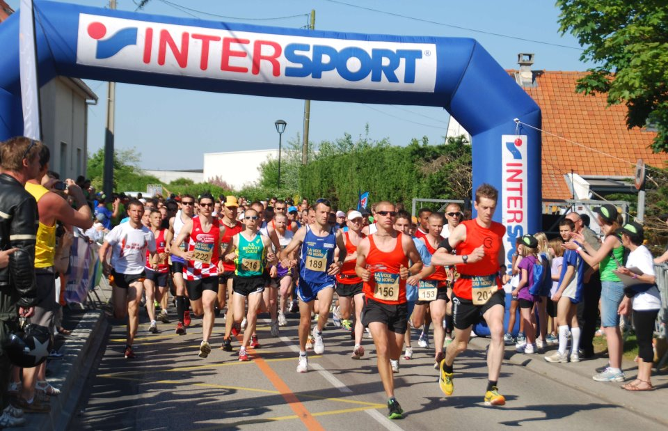 Vainqueurs de la Wim'Run 2012