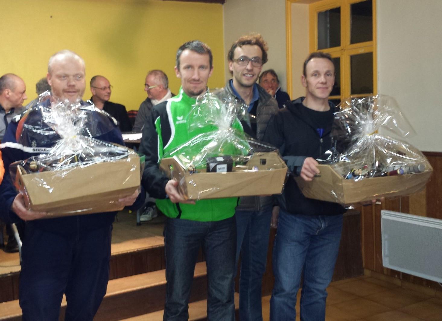 Challenge du Pays Boulonnais : nous avons 2 gagnants !!!!