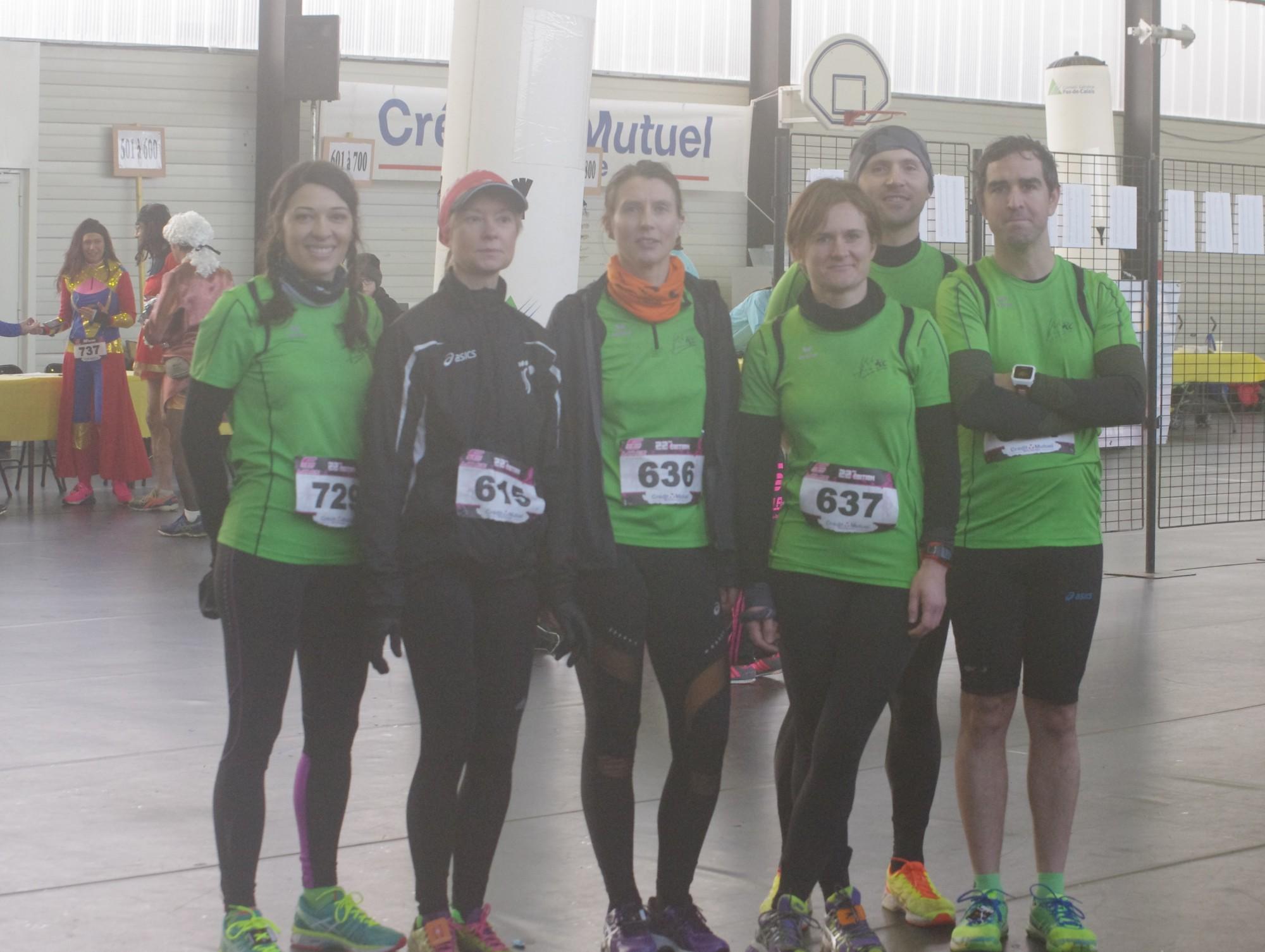 Les 6 miles, ouverture du challenge du pays Boulonnais 2016