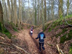 Wimereux running club au trail du blanc pignon 2016