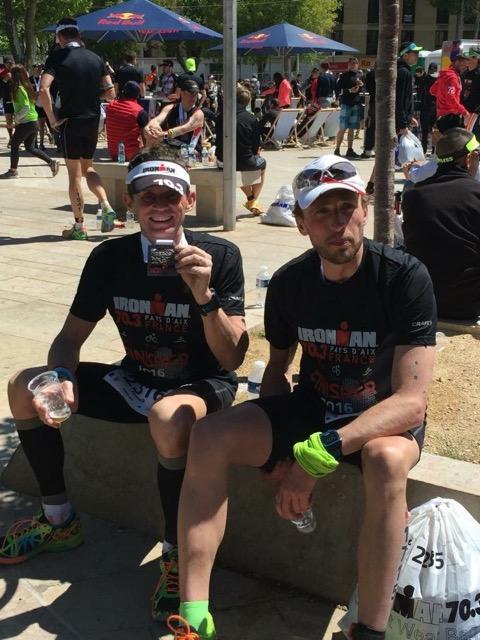 Half Ironman du Pays d'Aix. Au Sud. Vraiment…